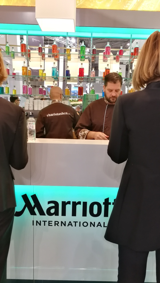 IBTM WORLD 2017 With Marriott